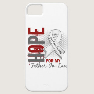 Hope For My Father-In-Law Lung Cancer iPhone SE/5/5s Case