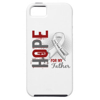 Hope For My Father Lung Cancer iPhone SE/5/5s Case