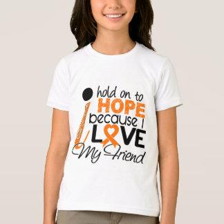 Hope For My Friend Leukemia T-Shirt