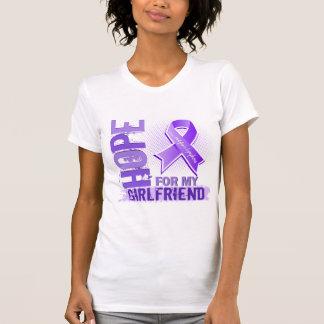 Hope For My Girlfriend Hodgkins Lymphoma T Shirt