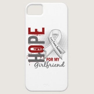 Hope For My Girlfriend Lung Cancer iPhone SE/5/5s Case