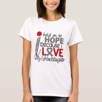 Hope For My Granddaughter Brain Tumor T-Shirt