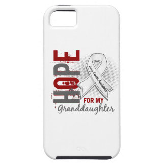 Hope For My Granddaughter Lung Cancer iPhone SE/5/5s Case