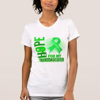 Hope For My Granddaughter Lymphoma T Shirt