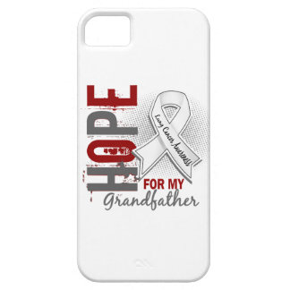 Hope For My Grandfather Lung Cancer iPhone SE/5/5s Case