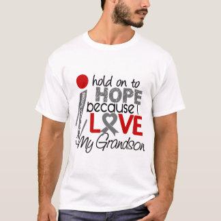 Hope For My Grandson Brain Tumor T-Shirt