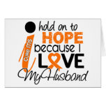 Hope For My Husband Multiple Sclerosis MS Card