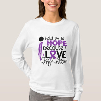 Hope For My Mom Cystic Fibrosis T-Shirt