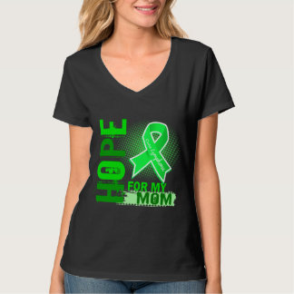 Hope For My Mom Lymphoma T-Shirt