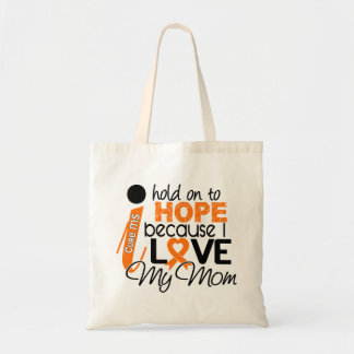 Hope For My Mom Multiple Sclerosis MS Budget Tote Bag