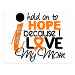 Hope For My Mom Multiple Sclerosis MS Postcard