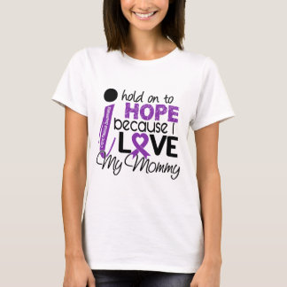 Hope For My Mommy Cystic Fibrosis T-Shirt