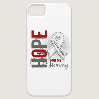 Hope For My Mommy Lung Cancer iPhone SE/5/5s Case