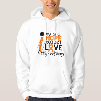 Hope For My Mommy Multiple Sclerosis MS Hoodie