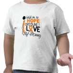 Hope For My Mommy Multiple Sclerosis MS Tees