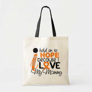 Hope For My Mommy Multiple Sclerosis MS Tote Bag