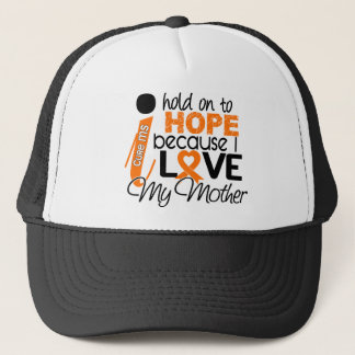 Hope For My Mother Multiple Sclerosis MS Trucker Hat