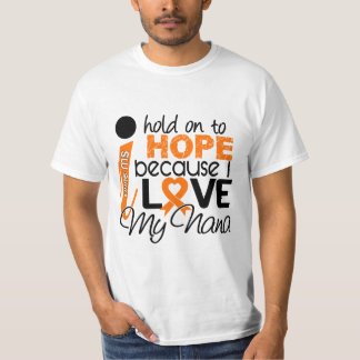 Hope For My Nana Multiple Sclerosis MS T-Shirt