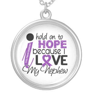 Hope For My Nephew Cystic Fibrosis Custom Jewelry