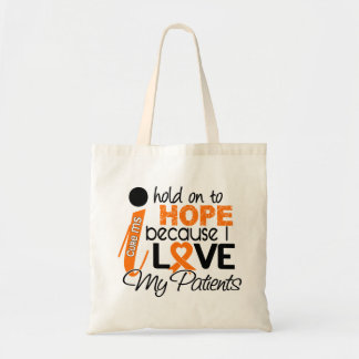Hope For My Patients Multiple Sclerosis MS Tote Bag