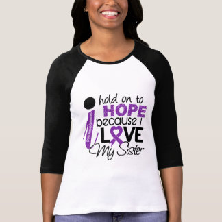Hope For My Sister Cystic Fibrosis T Shirts