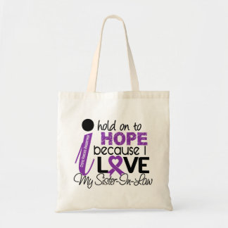 Hope For My Sister-In-Law Cystic Fibrosis Bags