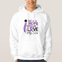 Hope For My Son Cystic Fibrosis Hoodie