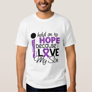 Hope For My Son Cystic Fibrosis T Shirt