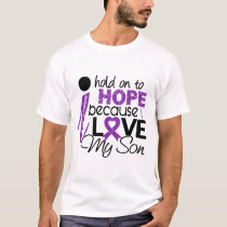 Hope For My Son Cystic Fibrosis T-Shirt