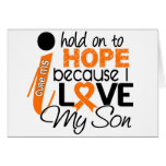 Hope For My Son Multiple Sclerosis MS Card