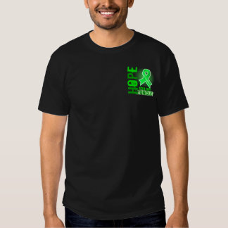 Hope For My Uncle Lymphoma T-shirt