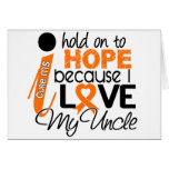 Hope For My Uncle MS Multiple Sclerosis Card