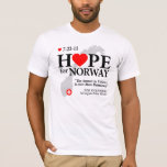 Hope for Norway T-Shirt