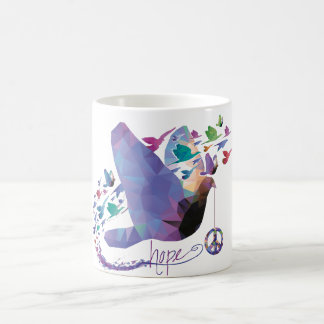Hope for peace - Mug