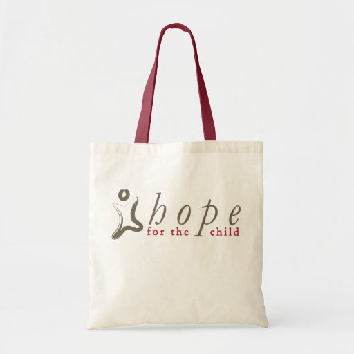Hope for the Child Tote Budget Tote Bag