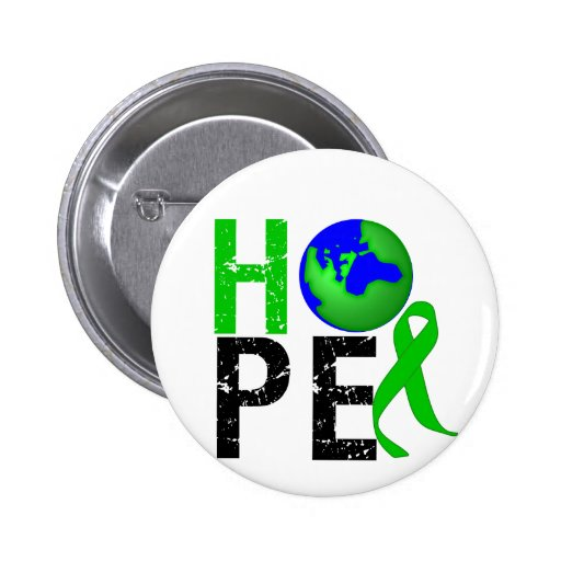 Hope for The Environment 2 Inch Round Button