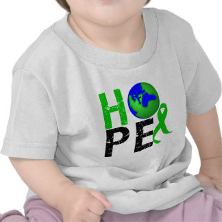 Hope for The Environment Tee Shirts