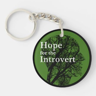 Hope for the Introvert/iL combo key chain--