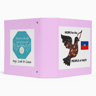 Hope for the People of Haiti - Guidance - Binder