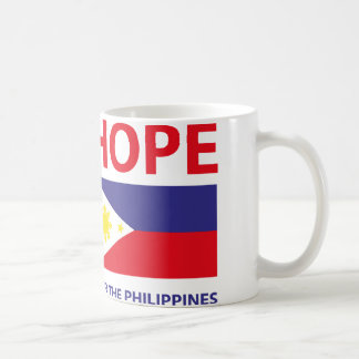 Hope For The Philippines Coffee Mug