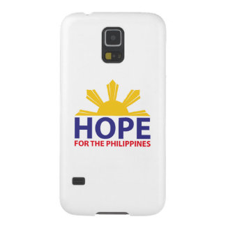 Hope For The Philippines Galaxy S5 Case