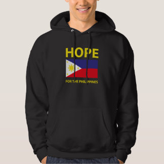 Hope For The Philippines Hoodie