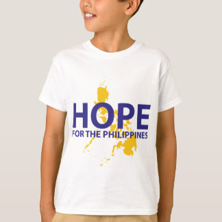Hope For The Philippines T-Shirt