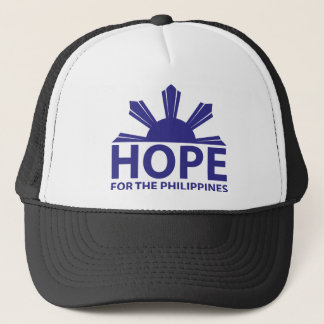 Hope For The Philippines Trucker Hat
