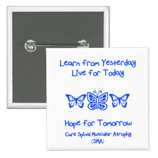 Hope for Tomorrow Pinback Button