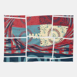 Hope Hakuna Matata Kitchen Towels