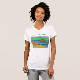 Hope Healing Church Camping Christian T-Shirt