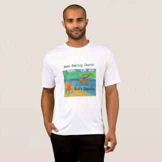 Hope Healing Church Christian Camping T-Shirt