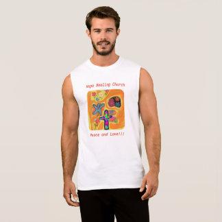 Hope Healing Church Christian Peace Love T-Shirt