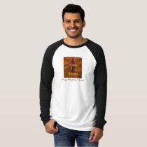 Hope Healing Church Raglan Jesus Saves T-Shirt
